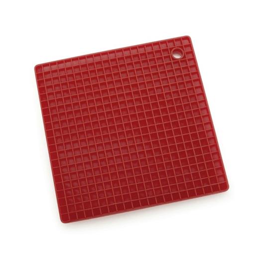 Descanso de Panela em Silicone Quadrado - YAZI