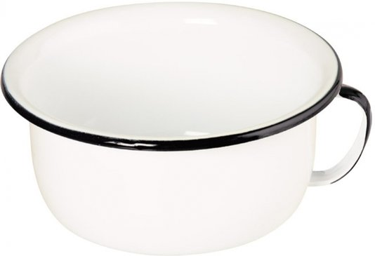 Urinol Esmaltado - Branco - EWEL