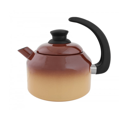 Chaleira Esmaltada - nº 14 - Marrom - 1500 ml (EWEL)