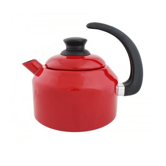 Chaleira Esmaltada - nº 14 - Vermelha - 1500 ml (EWEL)