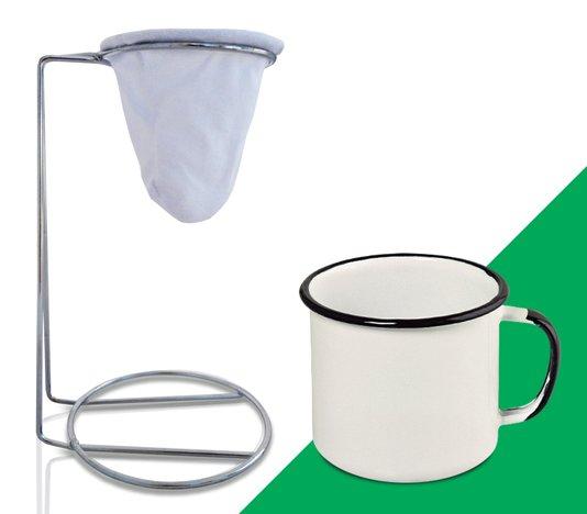 Kit Meu Café - Branco