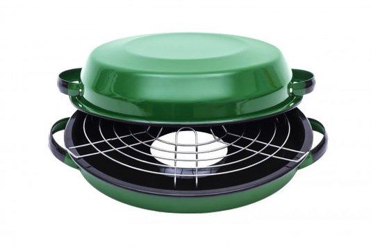 Churrasqueira Esmaltada para fogão - nº 28 - Verde (EWEL)