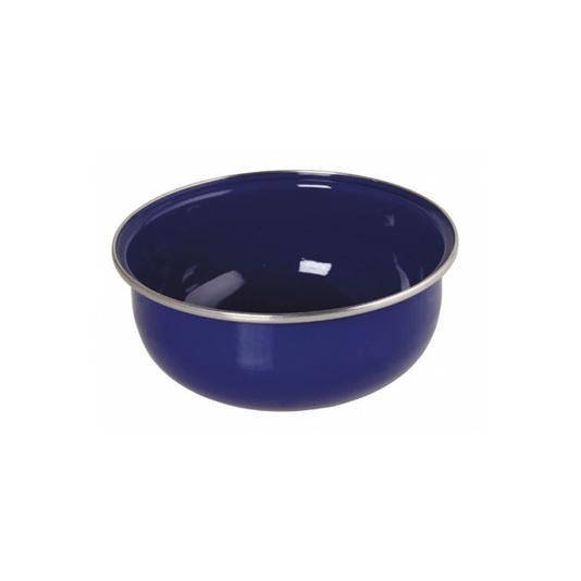 Tigela Esmaltada Azul - EWEL