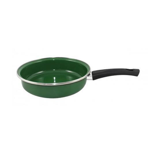 Frigideira Esmaltada - nº 22 - Verde - 1500 ml (EWEL)