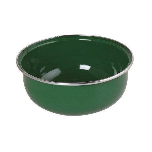 Tigela Esmaltada Verde - EWEL