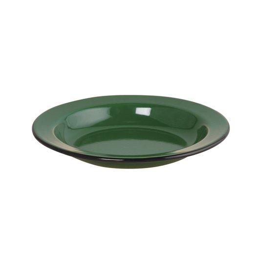 Prato Esmaltado Fundo - nº 22 - Verde - 500 ml (EWEL)