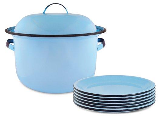 Kit Panelão - Azul Claro