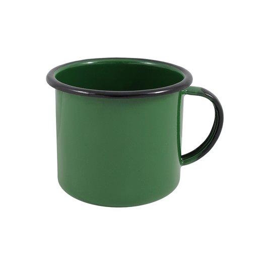 Caneca Esmaltada Verde - EWEL