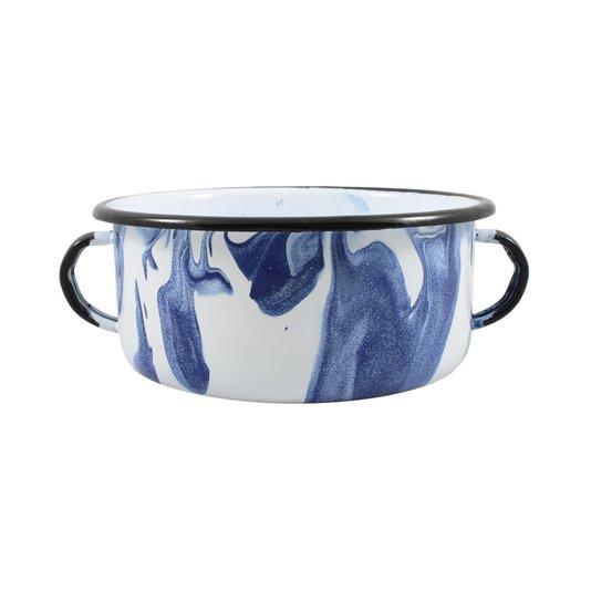 Consomê - nº 12 - Azul - 600 ml (EWEL Coleção Marmorizada)