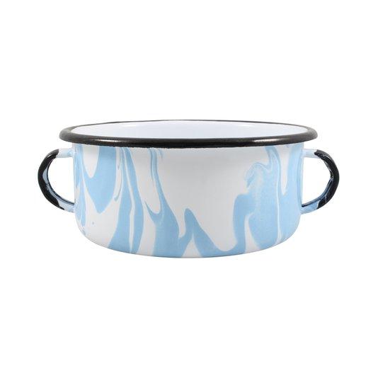Consomê - nº 12 - Azul Claro - 600 ml (EWEL Coleção Marmorizada)