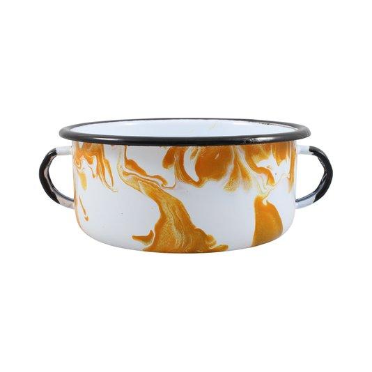 Consomê - nº 12 - Laranja - 600 ml (EWEL Coleção Marmorizada)