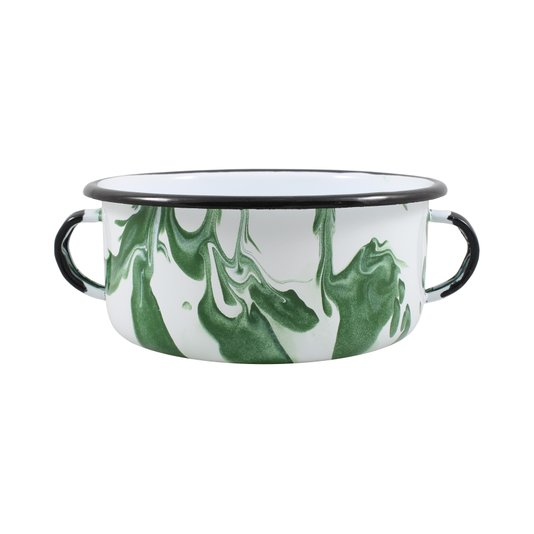 Consomê - nº 12 - Verde - 600 ml (EWEL Coleção Marmorizada)