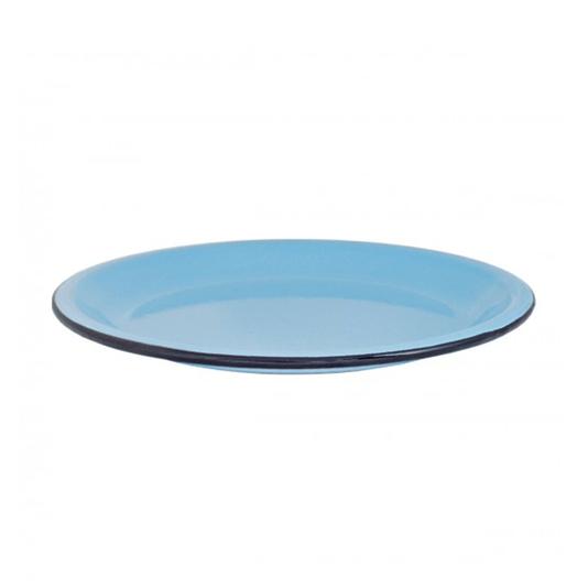 Prato Esmaltado Raso - nº 26 - Azul Claro - 700 ml (EWEL)