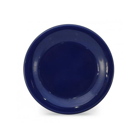 Prato Esmaltado para sobremesa - nº 20 - Azul - 250 ml (EWEL)
