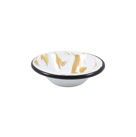 Pimenteiro / Mini Bowl - Marrom - 79 ml (EWEL Coleção Marmorizada)