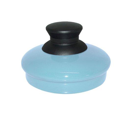 Tampa Pomel em Nylon Antitérmico - Azul Claro