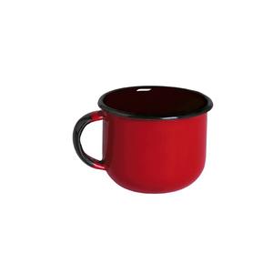 Xícara Esmaltada Vermelha - EWEL