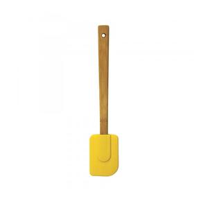 Espatula em silicone/bambu Utility - 30cm