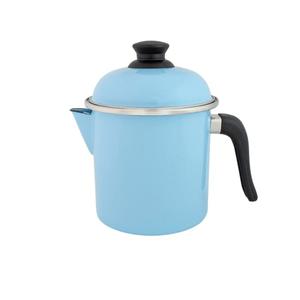 Leiteira Esmaltada - nº 16 - Azul Claro - 1800 ml (EWEL)