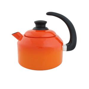 Chaleira Esmaltada - nº 14 - Laranja - 1500 ml (EWEL)