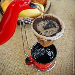 Mini Coador de Café - Pequeno