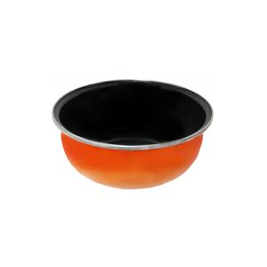 Conjunto de Tigela Esmaltadas – 03 pçs – Laranja (EWEL)