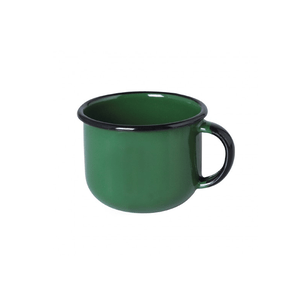 Xícara Esmaltada Verde - EWEL