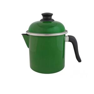 Leiteira Esmaltada - nº 16 - Verde - 1800 ml (EWEL)