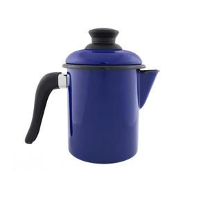 Leiteira Esmaltada - nº 10 - Azul - 900 ml (EWEL)