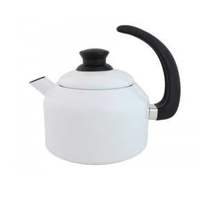 Chaleira Esmaltada - nº 14 - Branca - 1500 ml (EWEL)