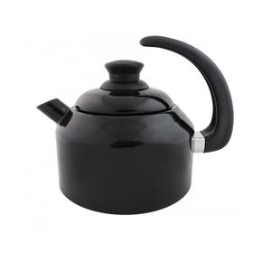 Chaleira Esmaltada - nº 14 - Preta - 1500 ml (EWEL)