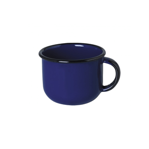 Xícara Esmaltada Azul - EWEL