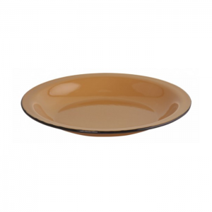 Prato Esmaltado - nº 22 - Marrom - 560 ml (EWEL)