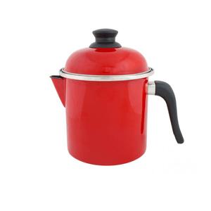Leiteira Esmaltada - nº 16 - Vermelha - 1800 ml (EWEL)