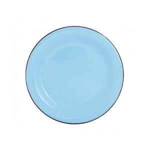 Prato Esmaltado Raso - nº 26 - Azul Claro - 900 ml (EWEL)