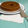 Prato Esmaltado para bolo - n° 32 - Branco Corrente - 700 ml - (À LA GARÇONNE + EWEL)