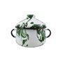 Açucareiro Esmaltado - nº 10 - Verde - 500 ml (EWEL Coleção Marmorizada)