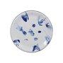 Prato Esmaltado Raso - nº 26 - Azul - 700 ml (EWEL Coleção Marmorizada)